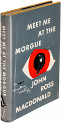 Books:Mystery & Detective Fiction, Ross Macdonald. Meet Me at the Morgue. New York: 1953. Firstedition, signed....