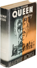 Books:Mystery & Detective Fiction, Ellery Queen. Halfway House. New York: 1936. First edition,inscribed....