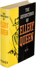 Books:Mystery & Detective Fiction, Ellery Queen. The Adventures of Ellery Queen. New York:1934. First edition....