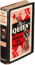 Books:Mystery & Detective Fiction, Ellery Queen. The American Gun Mystery. New York: 1933.First edition....