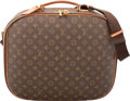 """Luxury Accessories:Travel/Trunks, Louis Vuitton Classic Monogram Canvas Packall PM Bag. Very Goodto Excellent Condition. 17"""" Width x 14"""" Height x 6"""" Depth..."""