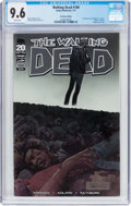 Modern Age (1980-Present):Horror, The Walking Dead #100 Chromium Edition (Image, 2012) CGC NM+ 9.6White pages....