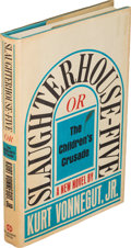 Books:Literature 1900-up, Kurt Vonnegut. Slaughterhouse-Five. [New York: 1969]. Firstedition....