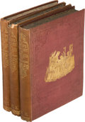 Books:Literature Pre-1900, Charles Dickens. A Child's History of England. London: 1854.First edition.... (Total: 3 Items)