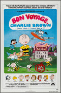 """Movie Posters:Animation, Bon Voyage, Charlie Brown (Paramount, 1980). One Sheet (27"""" X 41""""). Animation.. ..."""