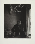 Books:Photography, Yousuf Karsh. Karsh: A Fifty-Year Retrospective. Boston: Little, Brown and Company, [1983]. First edition, delux...
