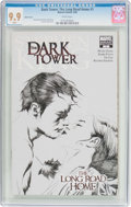 Modern Age (1980-Present):Miscellaneous, Dark Tower: The Long Road Home #1 Variant Sketch Cover (Marvel, 2008) CGC MT 9.9 White pages....