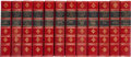 Books:Mystery & Detective Fiction, A[rthur]. Conan Doyle. [The Works of...]. London: JohnMurray, [circa 1917]. Author's edition, limited to 1000 sets,...(Total: 12 Items)