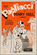 """Movie Posters:Musical, Pagliacci (Fox, 1934). One Sheet (27"""" X 41""""). Musical.. ..."""