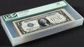 Small Size:Silver Certificates, Courtesy Autograph $1 Silver and $1 FRN Collection PCGS Graded.. ... (Total: 31 notes)