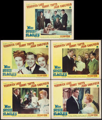 """Miss Susie Slagle's & Other Lot (Paramount, 1946). Lobby Cards (10) (11"""" X 14""""). Drama. ... (Total: 10..."""