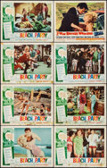 "Movie Posters:Comedy, Beach Party & Others Lot (American International, 1963). LobbyCards (54)(11"" X 14""). Comedy.. ... (Total: 54 Items)"