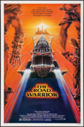"Movie Posters:Science Fiction, The Road Warrior (Warner Brothers, 1982). One Sheet (27"" X 41"")Style A. Science Fiction.. ..."