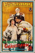 "Movie Posters:Romance, Graustark (First National, 1925). One Sheet (27"" X 41""). Romance....."