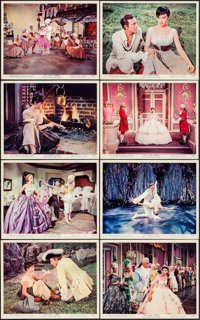 """The Glass Slipper (MGM, 1955). Color Photo Set of 12 (8"""" X 10""""). Musical. ... (Total: 12 Items)"""
