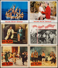 "Movie Posters:Rock and Roll, Let's Rock & Others Lot (Columbia, 1958). Lobby Cards (25) (14"" X 22""). Rock and Roll.. ... (Total: 25 Items)"