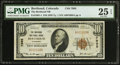 National Bank Notes:Colorado, Berthoud, CO - $10 1929 Ty. 1 The Berthoud NB Ch. # 7995. ...