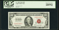 Small Size:Legal Tender Notes, Fr. 1550 $100 1966 Legal Tender Note. PCGS Superb Gem New 68PPQ.. ...