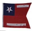 """Military & Patriotic:Civil War, Third Texas Cavalry Confederate Flag """"The Lone Star Defenders"""". On June 13, 1861, a new regiment of 1097 enthusiastic Texan ..."""
