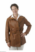 Transportation:Aviation, Amelia Earhart's Flyers Jacket! (with provenance papers) HarrietQuimby was one of the first female pilots, in fact she wa...