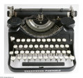 Books:Fiction, The Tennessee Williams Underwood Portable Typewriter on which Summer and Smoke and Cat on a Hot Tin Roof were writte...