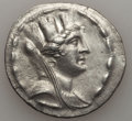 Ancients:Greek, Ancients: SYRIA. Seleuceia Pieria. Ca. 106/5-88/7 BC. ARtetradrachm (14.30 gm). XF, light smoothing....
