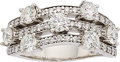Estate Jewelry:Rings, Diamond, White Gold Ring, Hearts on Fire® . ...