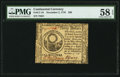Colonial Notes:Continental Congress Issues, Continental Currency November 2, 1776 $30 PMG Choice About Unc 58 EPQ.. ...