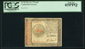 Colonial Notes:Continental Congress Issues, Continental Currency January 14, 1779 $45 PCGS Gem New 65PPQ.. ...