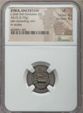 Ancients:Roman Provincial , Ancients: NORTHERN SYRIA. Uncertain Mint. Possibly 3rd Century AD.AE15 (2.70 gm). NGC VF 4/5 - 4/5....