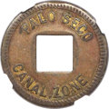 Panama:Palo Seco, Panama: Palo Seco. Lot of Two NGC-Certified Leper Colony Tokens ND(1919),... (Total: 2 coins)