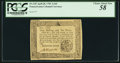 Colonial Notes:Pennsylvania, Pennsylvania April 20, 1781 1s/6d PCGS Choice About New 58.. ...