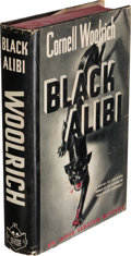 Books:Mystery & Detective Fiction, Cornell Woolrich. Black Alibi. New York: 1942. First edition. . ...