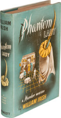 Books:Mystery & Detective Fiction, [Cornell Woolrich]. William Irish (pseudonym). Phantom Lady.Philadelphia: 1942. First edition....