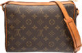 """Luxury Accessories:Bags, Louis Vuitton Classic Monogram Canvas Tuileries Bag. Very GoodCondition. 9.5"""" Width x 7"""" Height x 3.5"""" Depth. ..."""