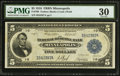 Fr. 799 $5 1918 Federal Reserve Bank Note PMG Very Fine 30