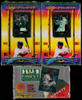 Baseball Cards:Unopened Packs/Display Boxes, 1994 Topps Finest Series 1 and 2 & 1995 Topps Finest UpdateUnopened Boxes Trio (3)....