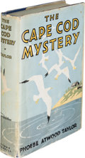 Books:Mystery & Detective Fiction, Phoebe Atwood Taylor. The Cape Cod Mystery. Indianapolis:The Bobbs-Merrill Company, [1931]. First edition....