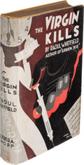 Books:Mystery & Detective Fiction, Raoul Whitfield. The Virgin Kills. New York: Alfred A.Knopf, 1932. First edition. ...
