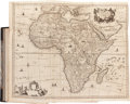 Books:Travels & Voyages, Olfert Dapper. Description l'Afrique. Amsterdam: Chez Wolfgang, etc., 1686. First (and only) French edition, kno...