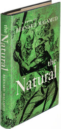 Books:Literature 1900-up, Bernard Malamud. The Natural. New York: [1952]. Firstedition.. ...