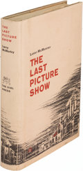 Books:Literature 1900-up, Larry McMurtry. The Last Picture Show. New York: 1966. Firstedition, inscribed....
