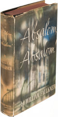 Books:Literature 1900-up, William Faulkner. Absalom, Absalom! New York: 1936. Firstedition.. ...