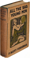 Books:Literature 1900-up, F. Scott Fitzgerald. All the Sad Young Men. New York:Charles Scribner's Sons, 1926. First edition....