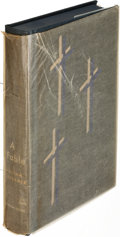 Books:Literature 1900-up, William Faulkner. A Fable. New York: [1954]. First edition,limited issue, signed.. ...
