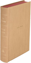 Books:Literature 1900-up, William Faulkner. The Town. New York: [1957]. First edition,limited issue, signed....