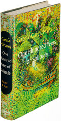 Books:Literature 1900-up, Gabriel García Márquez. One Hundred Years of Solitude. NewYork: [1970]. First U. S. edition.. ...