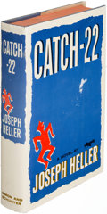 Books:Literature 1900-up, Joseph Heller. Catch-22. New York: 1961. First edition....