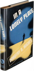 Books:Mystery & Detective Fiction, Dorothy B. Hughes. In a Lonely Place. New York: [1947].First edition, inscribed.. ...
