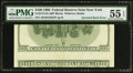 Error Notes:Inverted Reverses, Fr. 2175-B $100 1996 Federal Reserve Note. PMG About Uncirculated55 EPQ.. ...